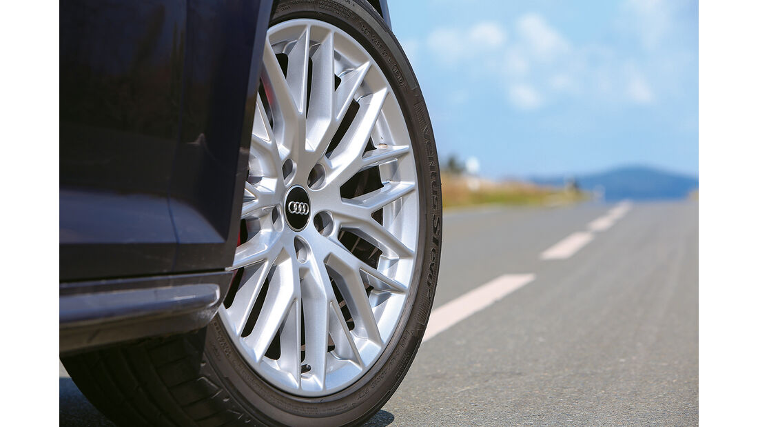 Audi S4 Avant, Rad, Felge