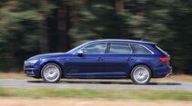 Audi S4 Avant, Seitenansicht