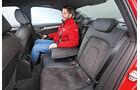 Audi S4, Fondsitz