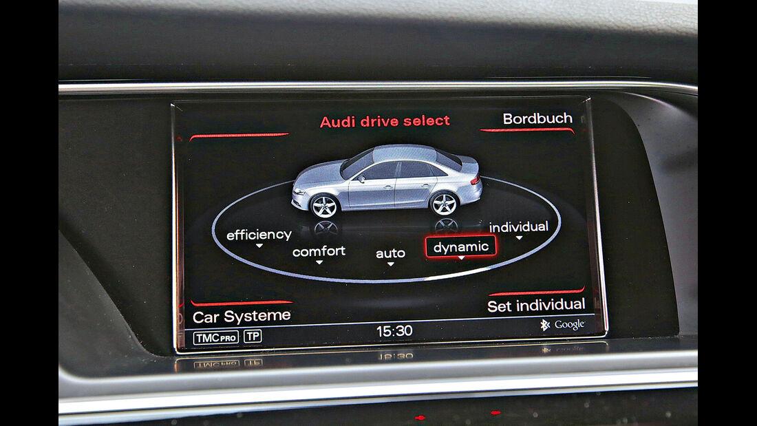 Audi S4, Infotainment