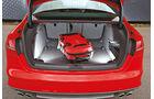 Audi S4, Kofferraum