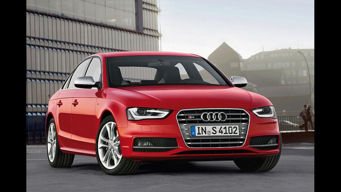 Audi S4 Modelljahr 2012,