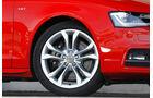 Audi S4, Rad, Felge