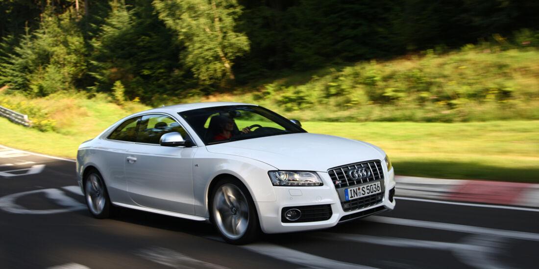 Audi S5 Im Supertest Auto Motor Und Sport