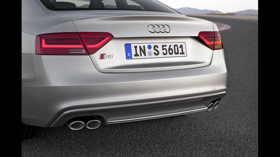 Audi S5, 2012, Facelift, Coupé