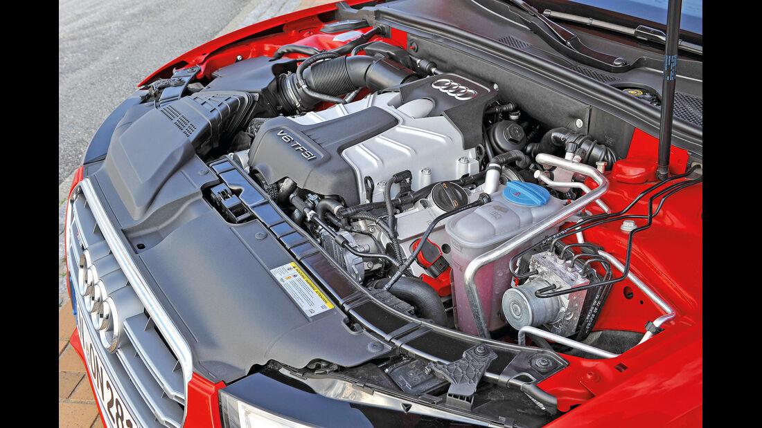 Audi S5 Cabrio, Motor