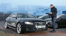 Audi S5, Frontansicht, Gebrauchtwagen