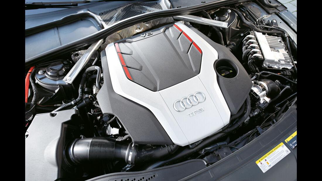 Audi S5, Motor