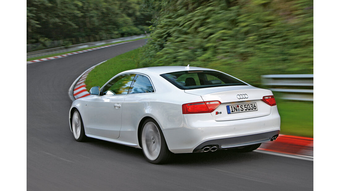 Audi S5/RS 5