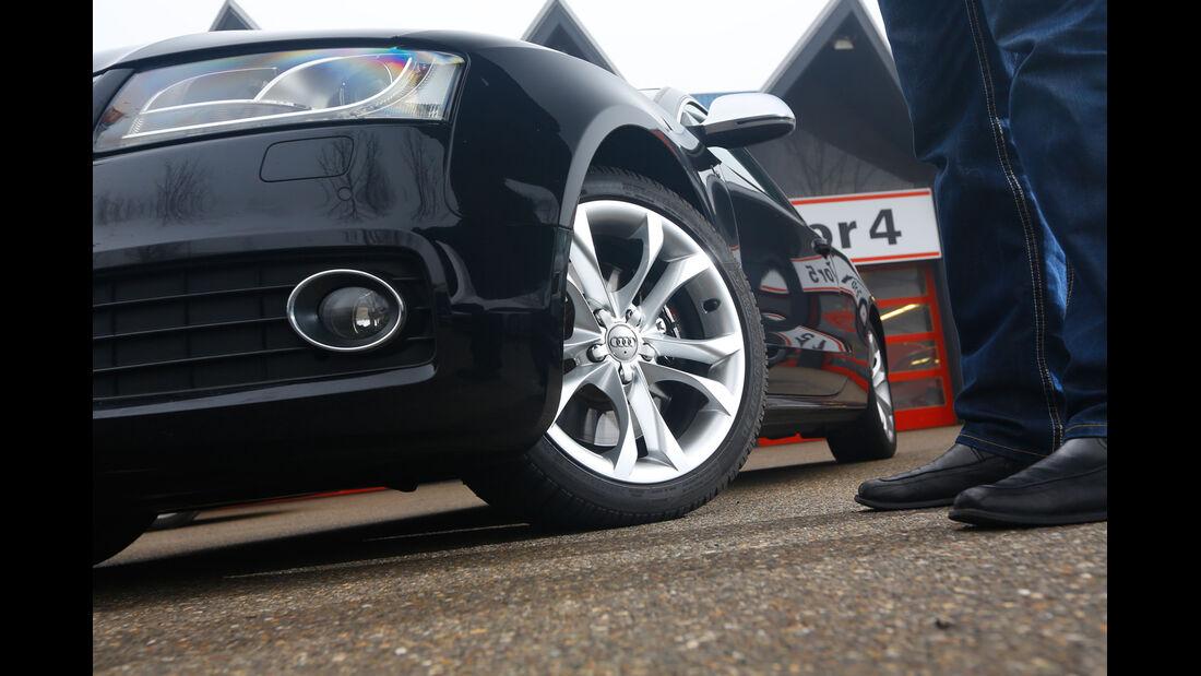Audi S5, Rad, Felge
