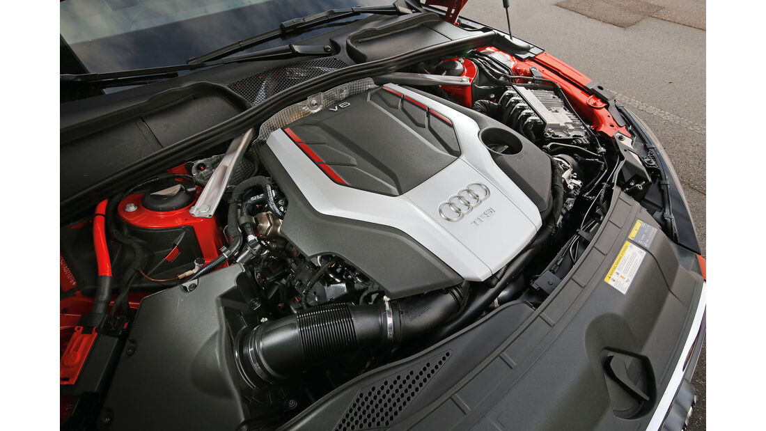 Audi S5 Sportback 3.0 TFSI, Motor