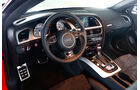 Audi S5 Sportback, Cockpit