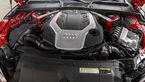 Audi S5 Sportback, Motorraum
