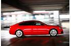 Audi S5 Sportback, Seitenansicht