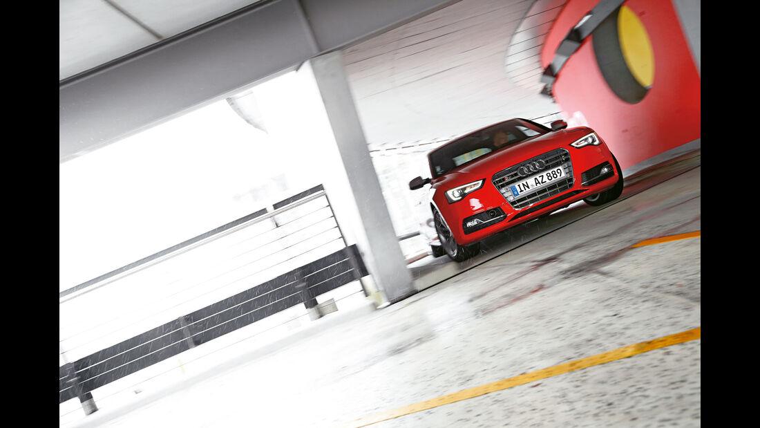 Audi S5 Sportback - viertüriges Coupé