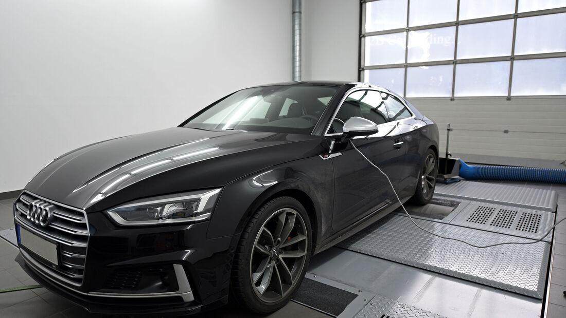 Audi S5 von Speedbuster