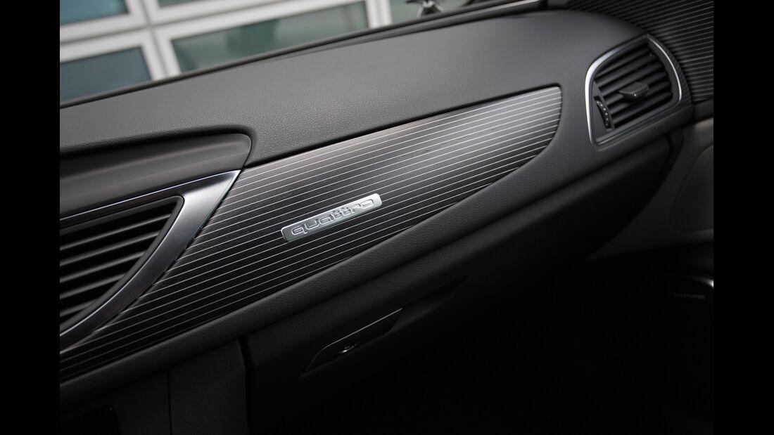 Audi S6 4.0 TFSI, Handschuhfach