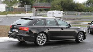 Audi S6 Avant Erlkönig