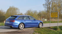 Audi S6 Avant, Exterieur