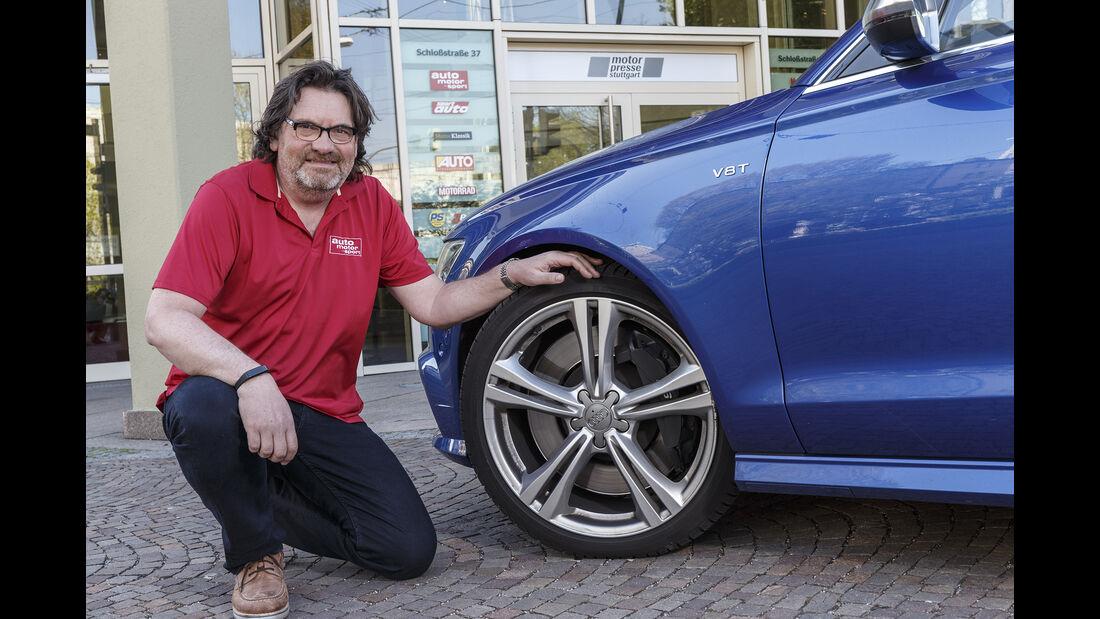 Audi S6 Avant, Exterieur mit Heinrich Lingner