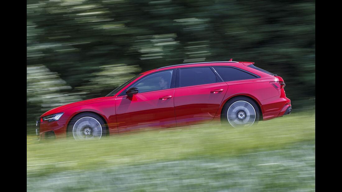 Audi S6 Avant TDI, Exterieur