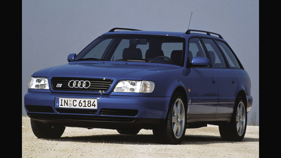 Audi S6 Plus Avant - Kombi - 1996