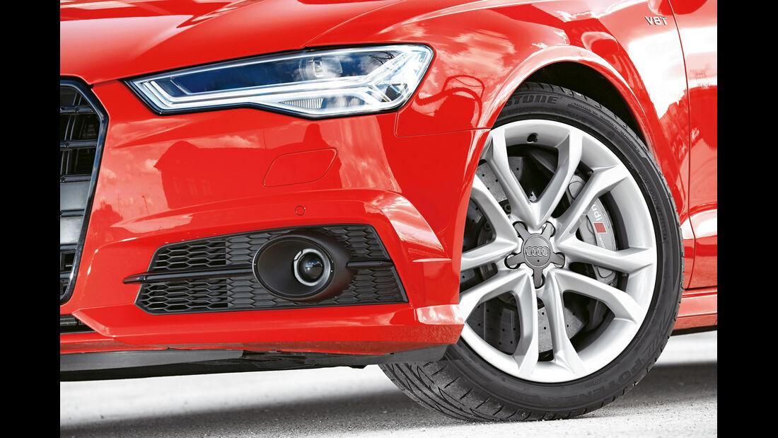 Audi S6, Rad, Felge