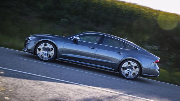 Audi S7, Exterieur