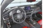Audi S7 Sportback, Cockpit