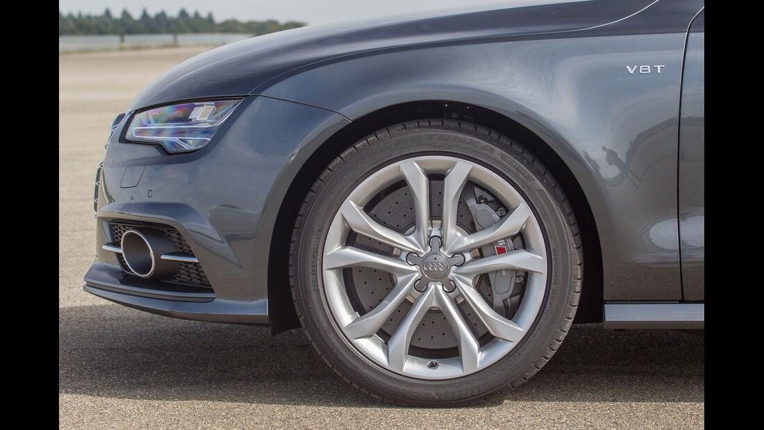 Audi S7 Sportback, Felge