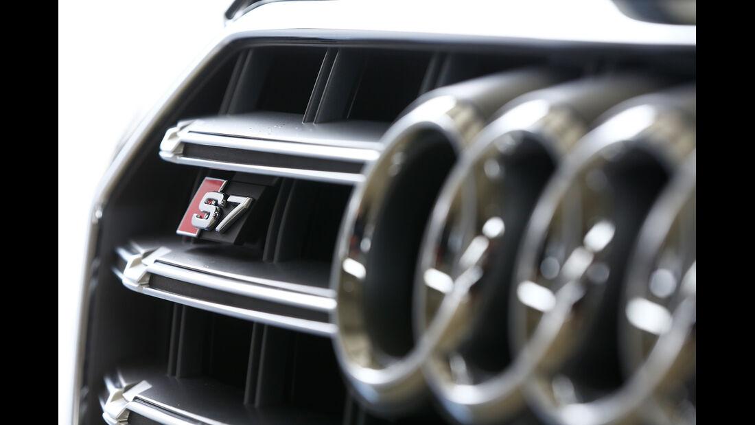 Audi S7 Sportback, Kühler