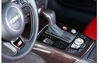 Audi S7 Sportback, Mittelkonsole