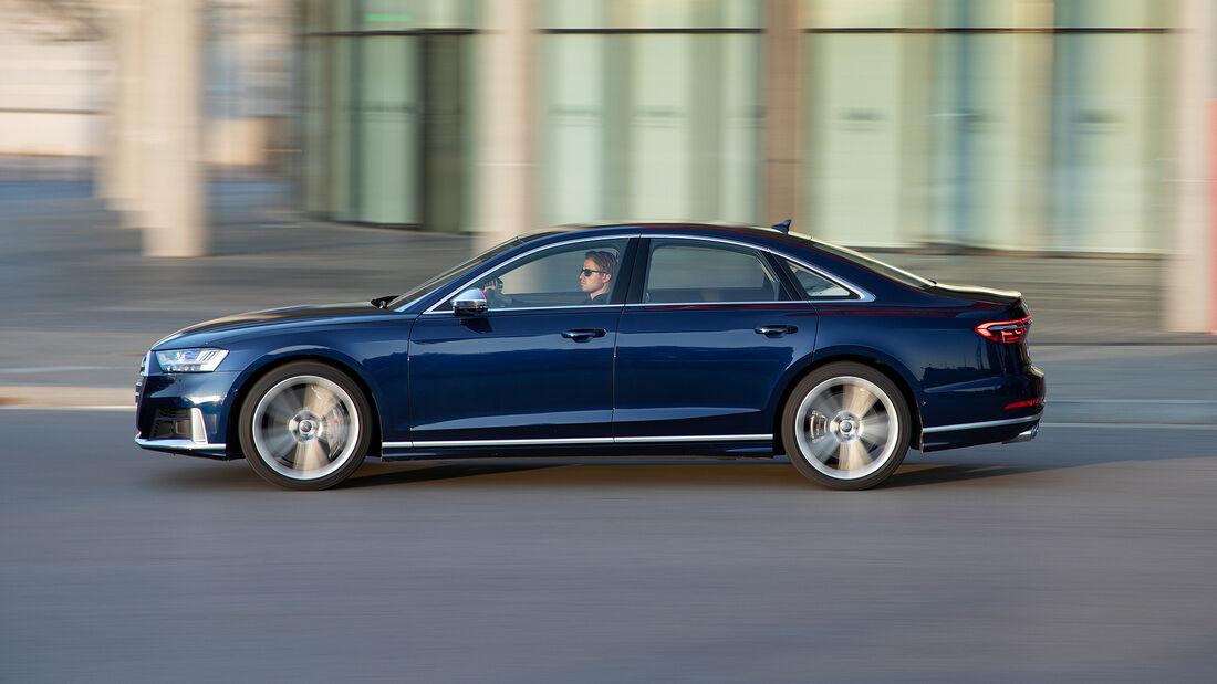 Audi S8 (2019)