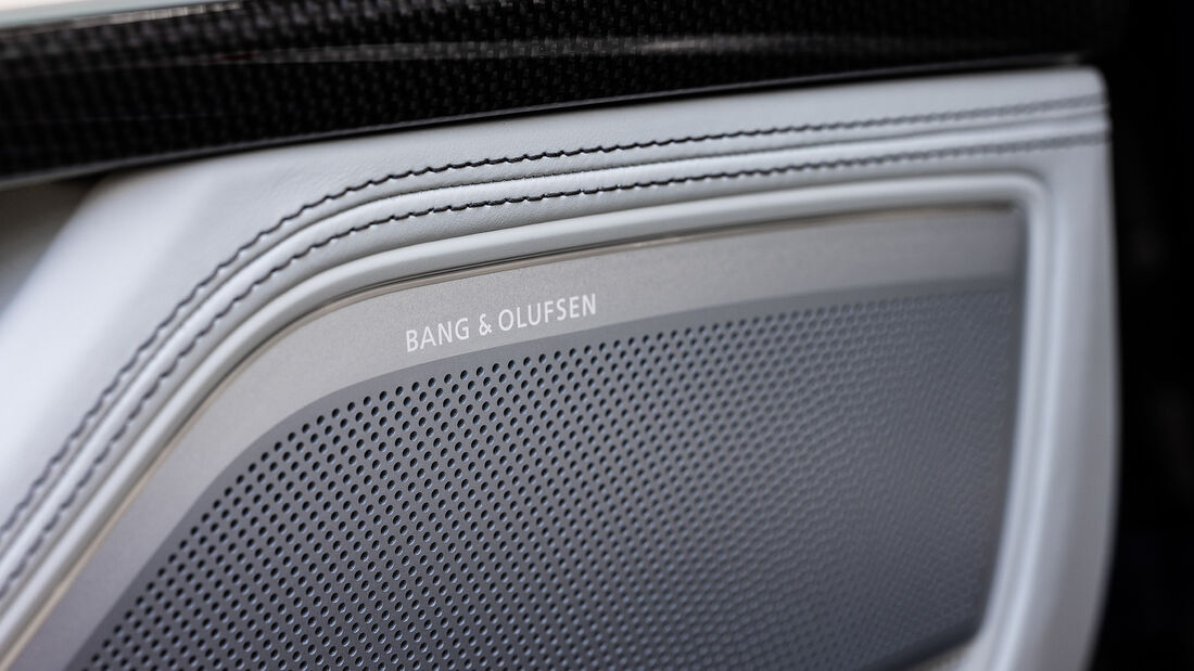 Audi S8 (2019), Bang & Olufsen