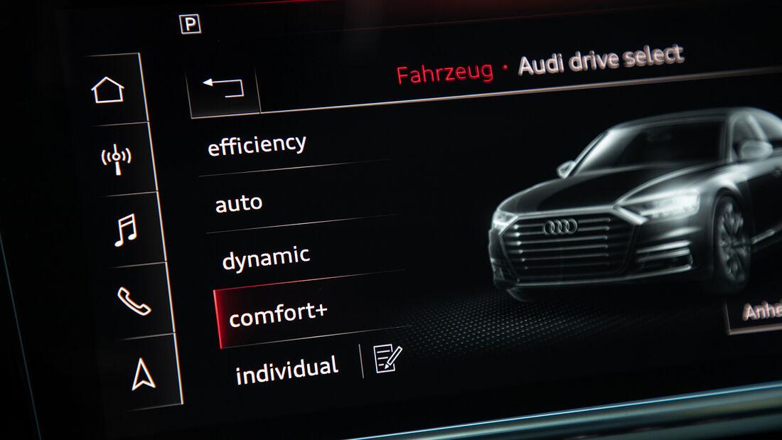 Audi S8 (2019), Infotainmentsystem
