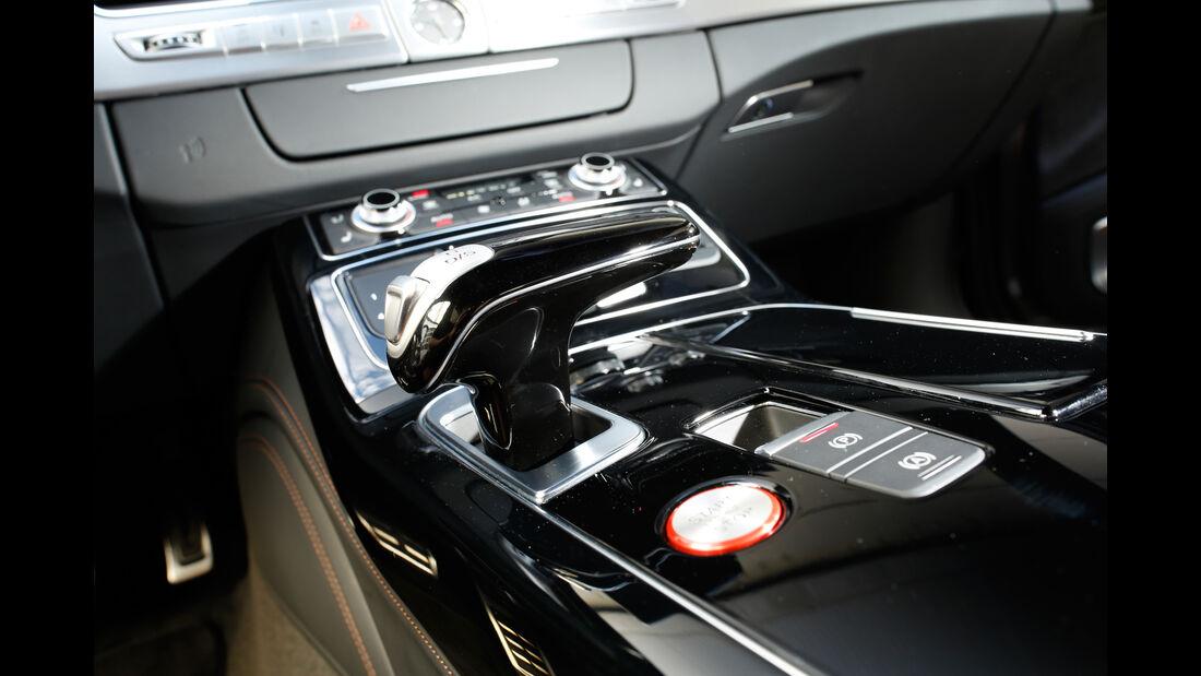 Audi S8, Mittelkonsole, Bedienelement