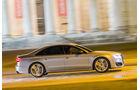Audi S8 Plus 4.0 TFSI Quattro, Seitenansicht