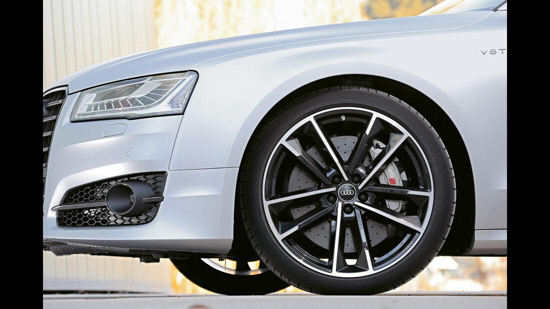 Audi S8 Plus, Rad, Felge