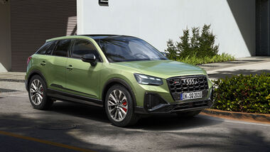 Audi SQ2 Facelift 2021
