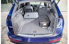 Audi SQ5 3.0 TDI, Kofferraum, Ladefläche