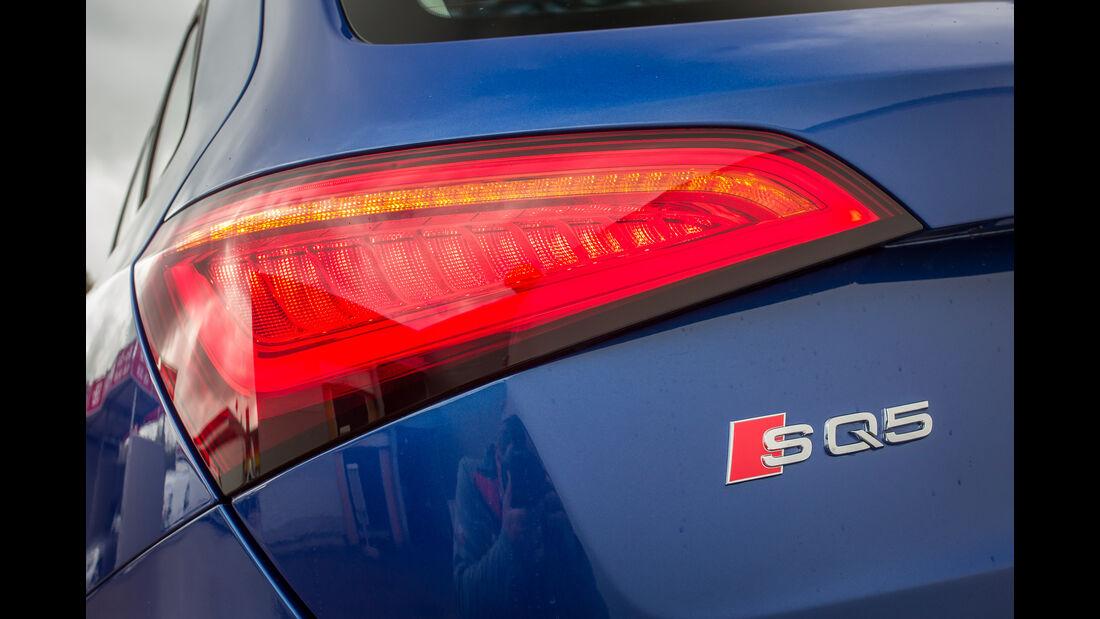Audi SQ5 3.0 TDI, Typenbezeichnung