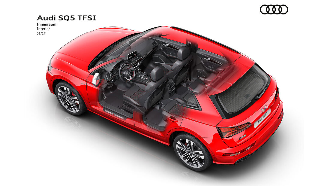 Audi SQ5 3.0 TFSI (2017)