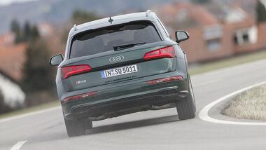 Audi SQ5 3.0 TFSI Quattro, Exterieur, Heck