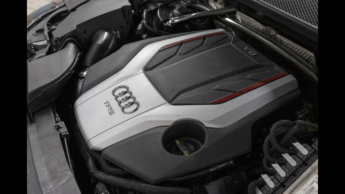 Audi SQ5 3.0 TFSI Quattro, Motor