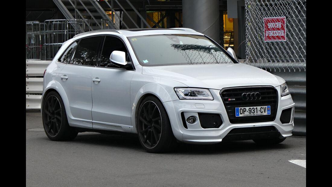 Audi SQ5 - Carspotting - GP Monaco 2016