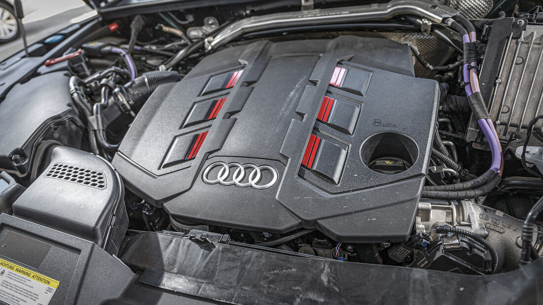 Audi SQ5, Interieur