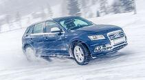 Audi SQ5, Seitenansicht