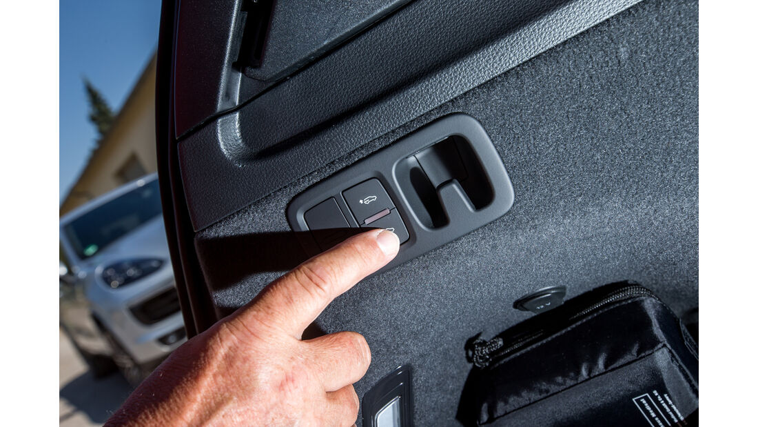 Audi SQ7 4.0 TDI Quattro, Heckklappe, Schalter