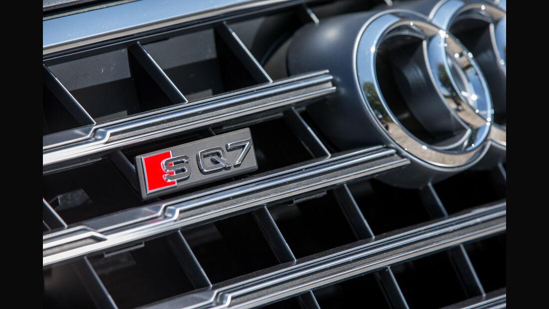 Audi SQ7 4.0 TDI Quattro, Typenbezeichnung