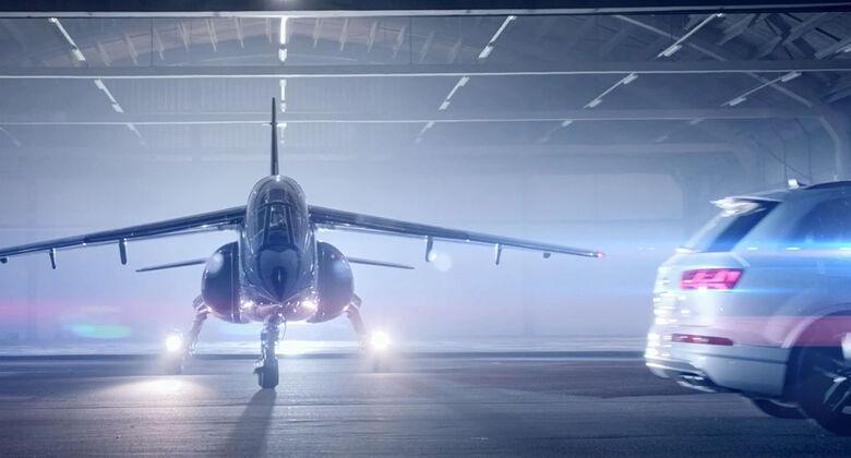Audi SQ7 Alpha Jet